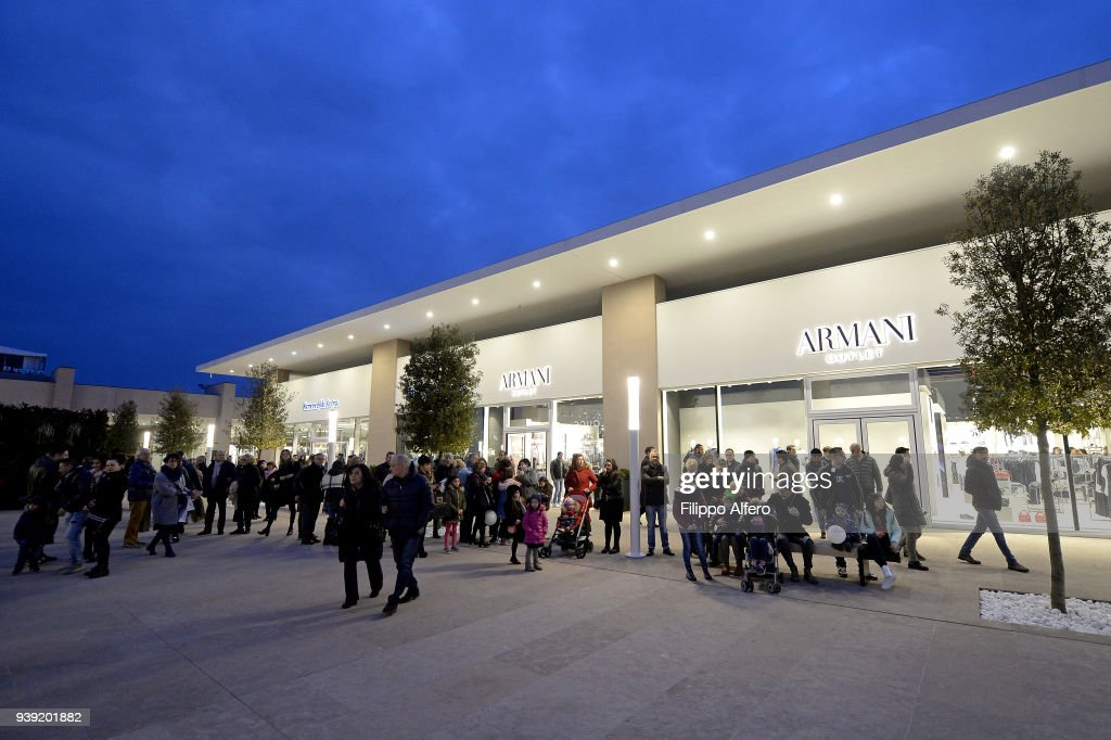 First Turin Outlet Village Anniversary on March 24, 2018 in ...