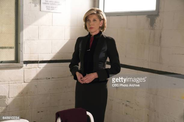 First Week Ep 102 Episodic coverage of THE GOOD FIGHT Pictured Christine Baranski as Diane Lockhart