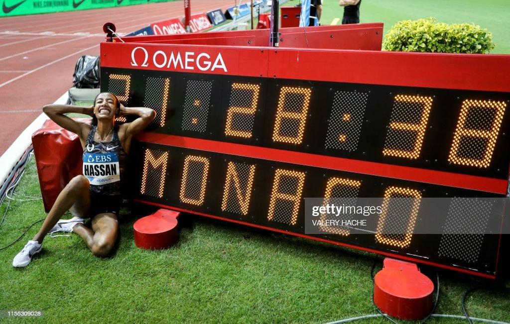 ATHLETICS-MONACO-IAAF-DIAMOND : News Photo