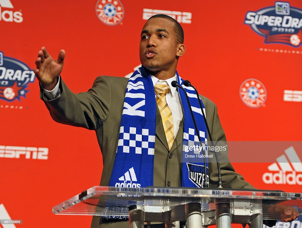 2010 MLS SuperDraft : News Photo