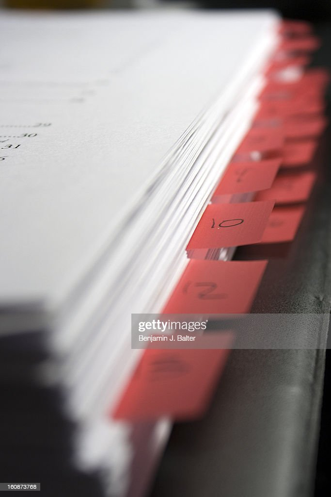 First-Year Law Student's Point of View : Stock Photo
