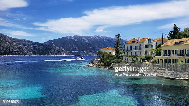 Fiscardo (Phiskardo), Kefalonia, Ionian Islands, Greece