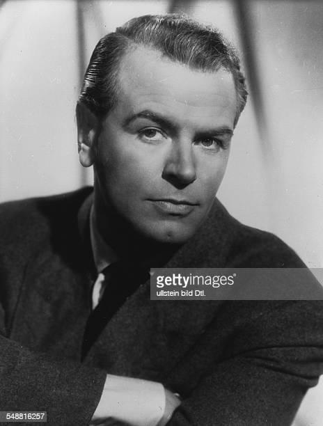 Fischer OW * Actor Austria Portrait around 1953