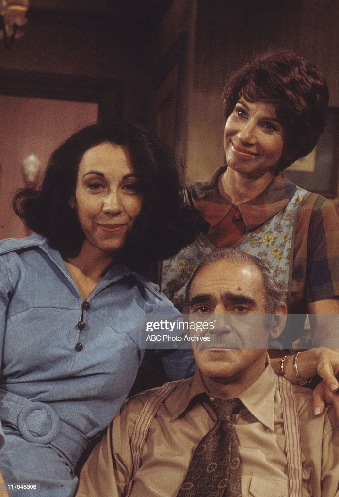 EMILY LEVINE;ABE VIGODA;DORIS BELACK : News Photo