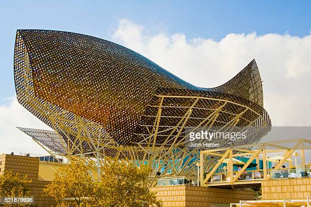 Fish by Frank O. Gehry