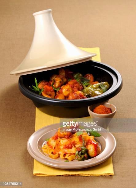 fish dumpling tagine - tajine fotografías e imágenes de stock