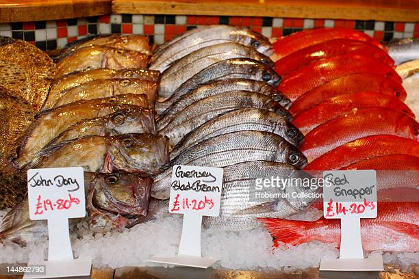 Fish Market London