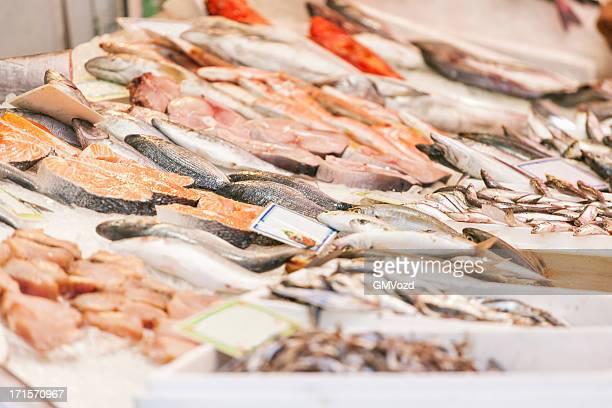 De poissons Market
