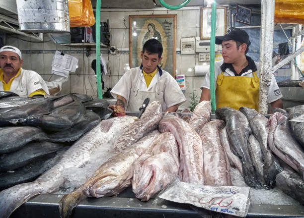 Fish Mongers