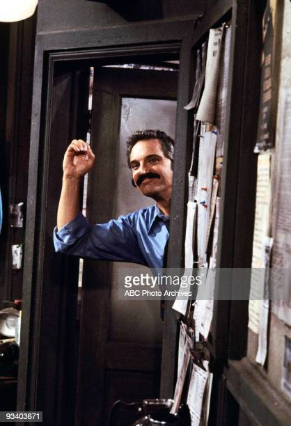 MILLER Fish Season Two 12/4/1975 Detective Fish decides to go on restricted duty Hal Linden