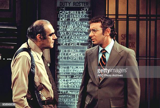 MILLER 'Fish' Season Two 12/4/75 Fish worried about his job after his doctor put him on restricted duty and Steve Landesberg debuted as Sgt Arthur...
