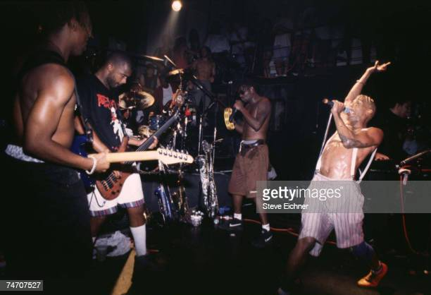 Fishbone at the Limelight in New York City New York