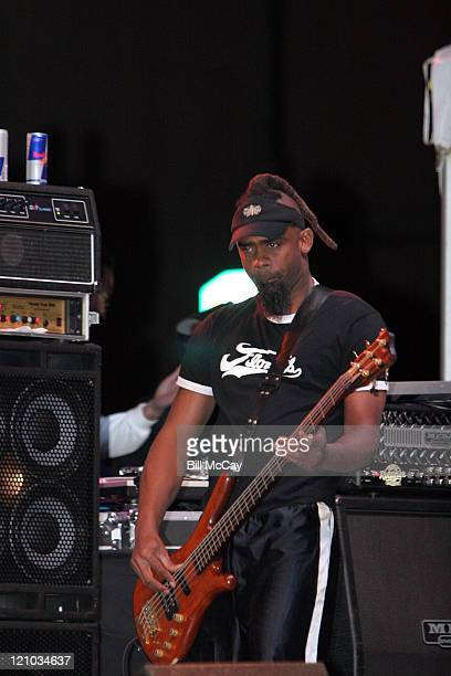Fishbone during Current TV and DirectV Rally at Dilworth Plaza in Philadelphia PA United States