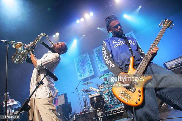 Fishbone during MusiCares Presents Sublime Tribute Concert at the Henry Fonda Theater in Hollywood October 24 2005 at Henry Fonda in Hollywood...