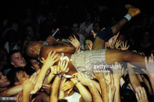 Fishbone performs at Limelight New York New York July 1993
