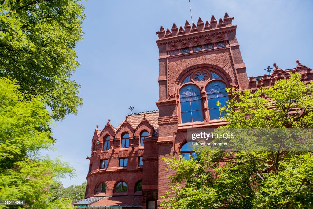 Fisher Fine Art Library and Arthur Ross Gallery, University of Pennsylvania, Philadelphia, Pennsylvania, USA 2 : News Photo