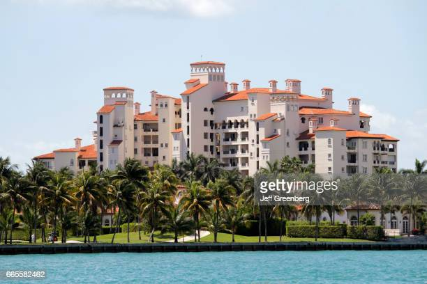 Fisher Island condominium building