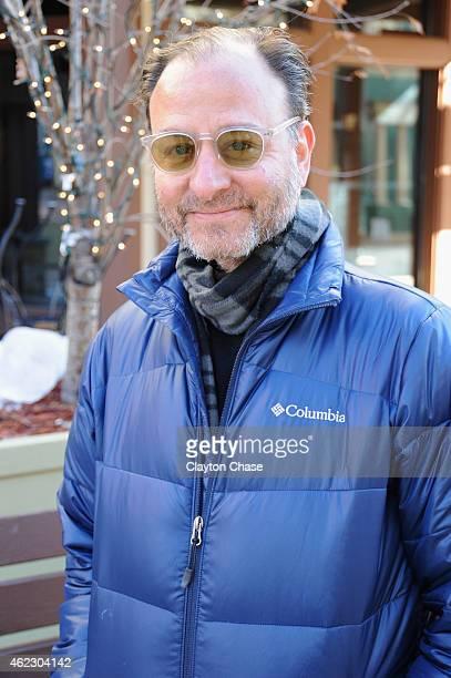 Fisher Stevens attends Music Lodge Hosts MTV Interview Studio on January 26 2015 in Park City Utah