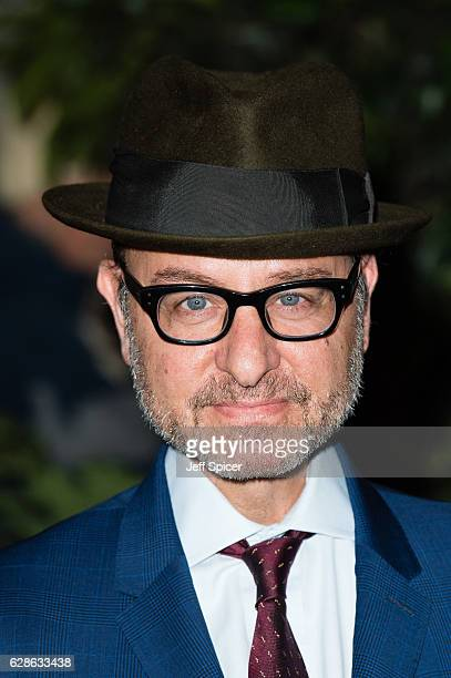 Fisher Stevens attends the Evening Standard Film Awards at Claridge's Hotel on December 8 2016 in London United Kingdom