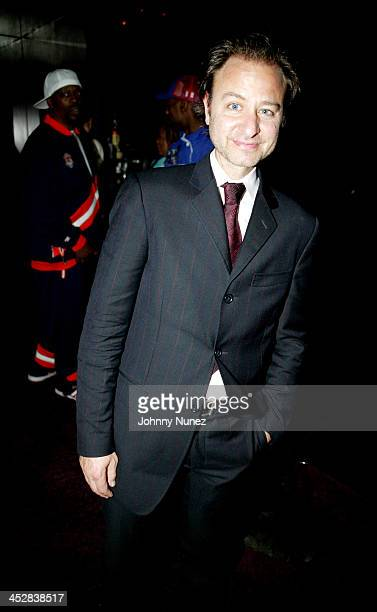 Fisher Stevens during 4th Annual Tribeca Film Festival Just For Kicks After Party at Kos in New York City New York United States