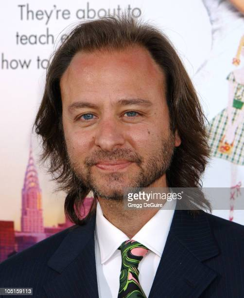 Fisher Stevens during Uptown Girls Premiere at Archlight Theatre in Hollywood California United States