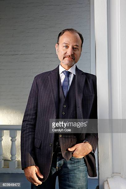 Fisher Stevens of 'Bright Lights' is photographed for Los Angeles Times on October 22 2016 in New York City PUBLISHED IMAGE CREDIT MUST READ Carolyn...