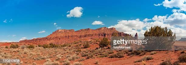 Fisher Towers, Moab, Utah, USA