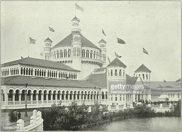 Fisheries Building World's Columbian Exposition Chicago Illinois 1896