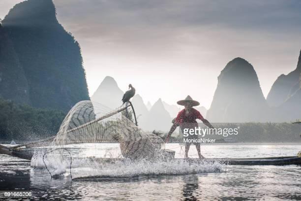 Fisherman of Li River