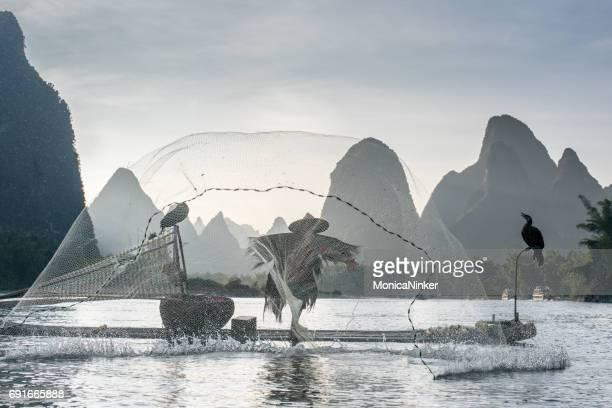 Fischer der Li-Fluss