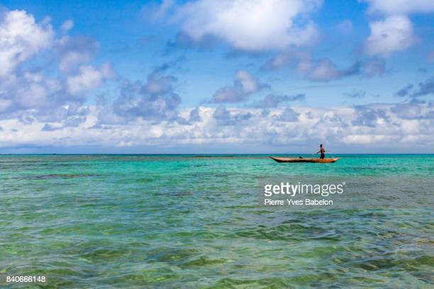 fisherman of sainte marie island - pierre yves babelon stock pictures, royalty-free photos & images