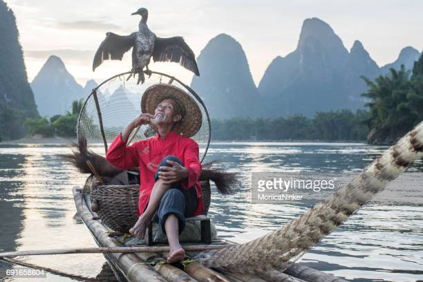 Fisherman of Yangshuo