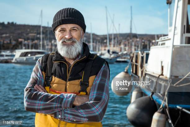 fisherman - fishing industry stock pictures, royalty-free photos & images