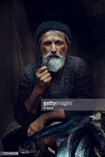 fisherman - marinheiro imagens e fotografias de stock