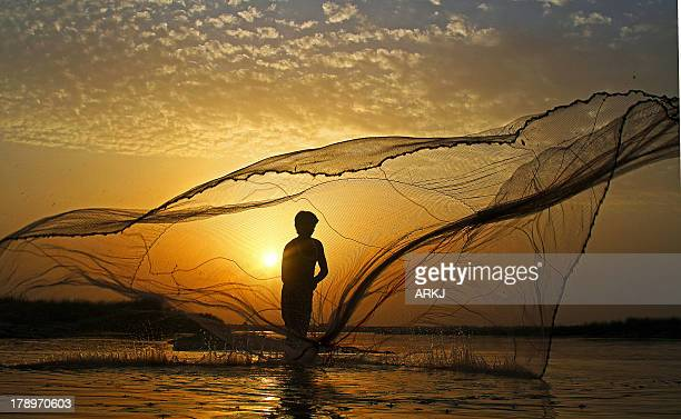 fisherman - multan stock photos and pictures
