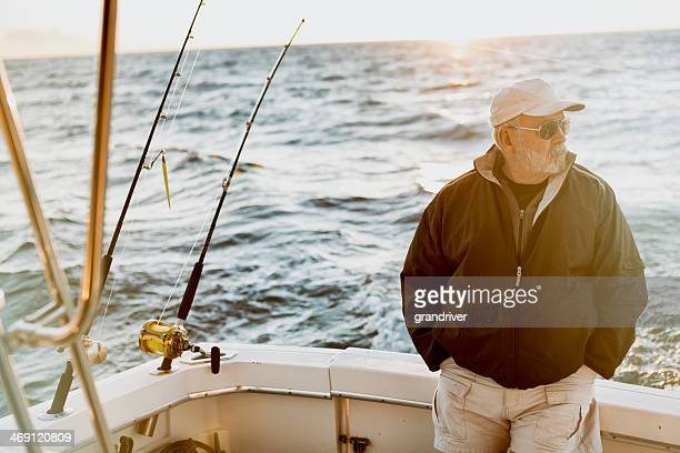 fisherman - big game fishing stock photos and pictures