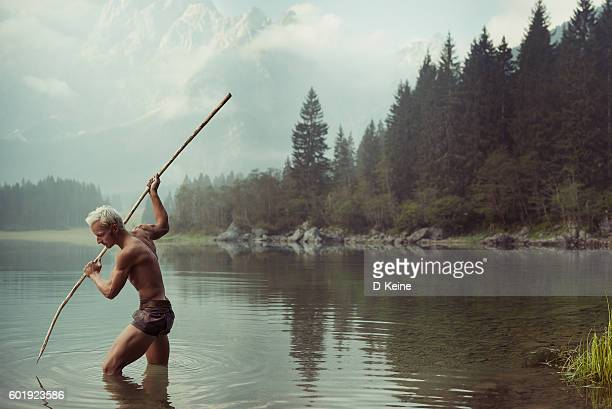 fisherman - barbarian stock photos and pictures