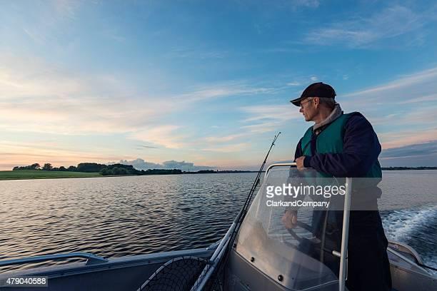 Fisherman Returning Home