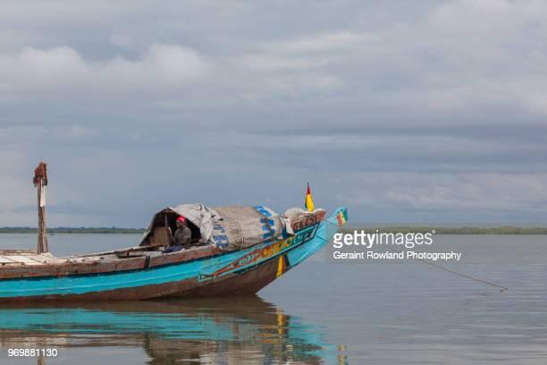 Fisherman, Senegal