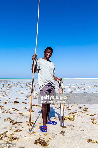 Fisherman with Octopus