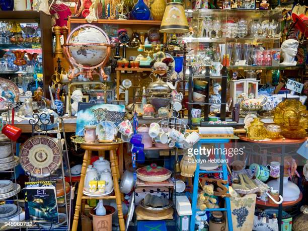 fishermans warf market - flea market stock pictures, royalty-free photos & images