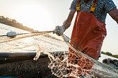Fishermans web