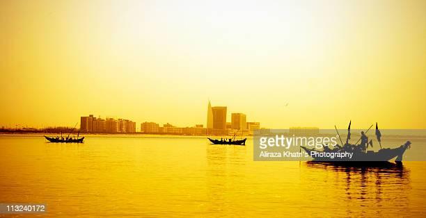 Fishermen boats, Karachi