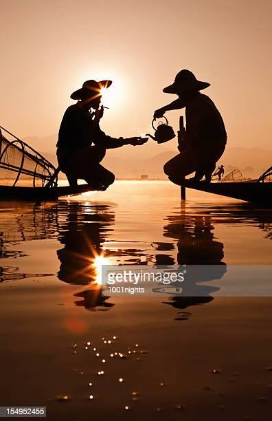 Fishermen ,Myanmar
