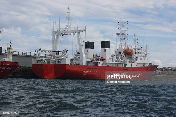CONTENT] Fishery protection vessel in the Falkland Islands