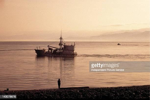 Fishing Boat Homer Alaska