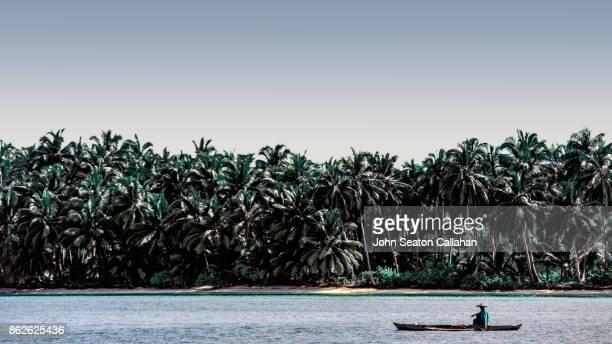Fishing Boat in the Mentawai Islands