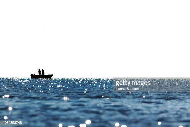 fishing boat - lianne loach stock pictures, royalty-free photos & images