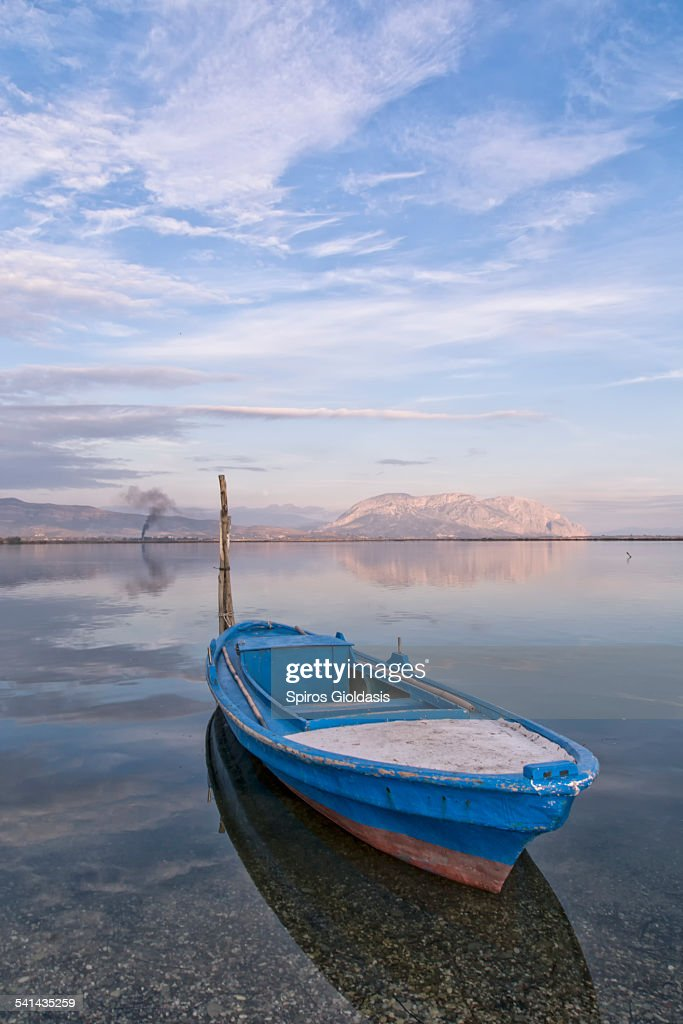 Fishing boat : Stockfoto