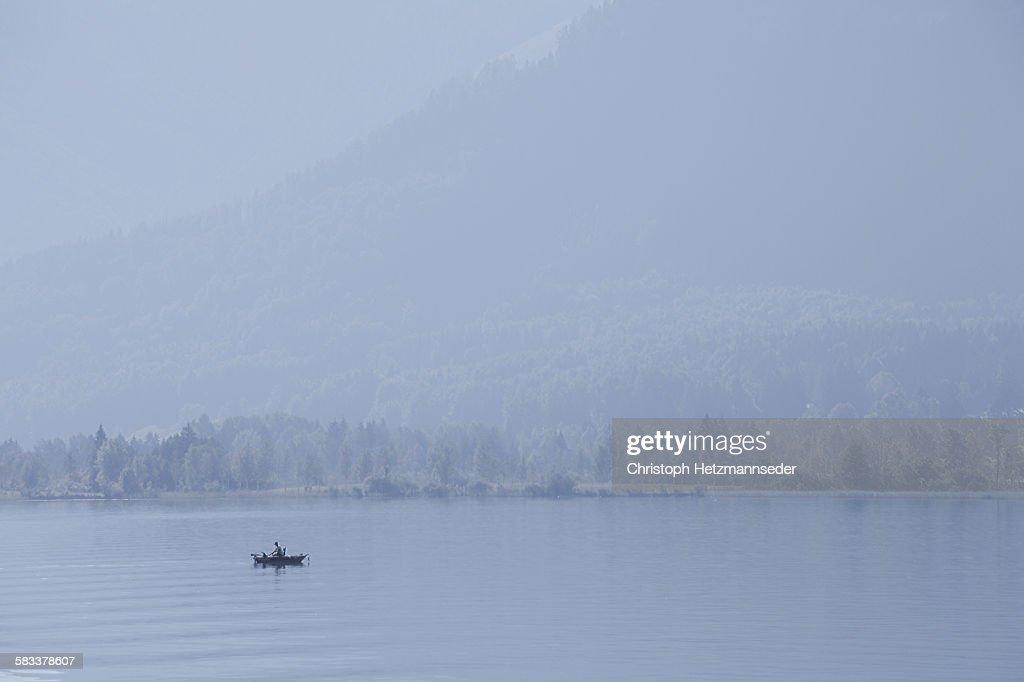 Fishing boat : Stock Photo